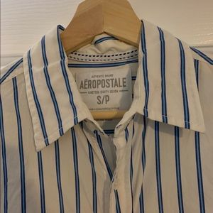 Aeropostale Men's L/S shirt Size Small
